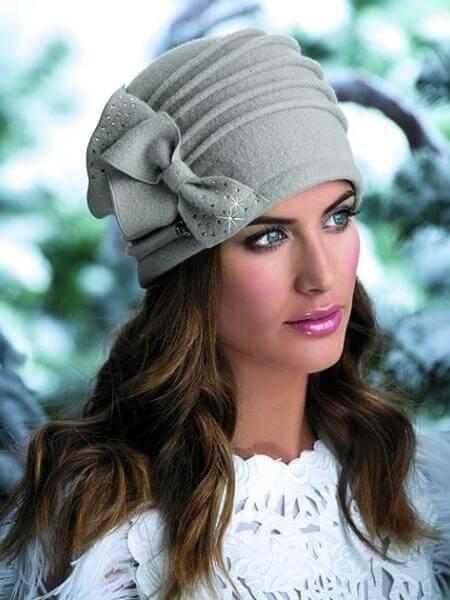 шапка Marieta